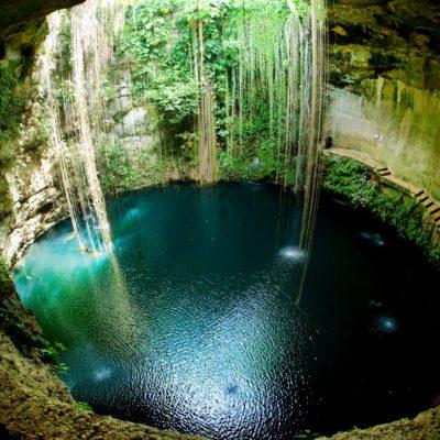 LA RIQUEZA INÉDITA DE LOS CENOTES: De 6 mil cenotes en Yucatán sólo se ha explorado 15%:, dice arqueólogo