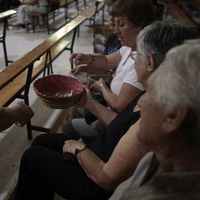 METE SAT AL REDIL A IGLESIAS: Alistan fiscalización hasta de las limosnas del clero