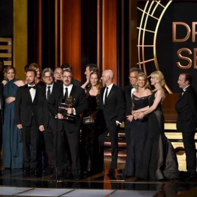 'Breaking Bad' domina en la entrega de los premios Emmy