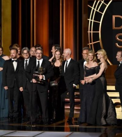 'Breaking Bad' domina en la entrega de los premios Emmy
