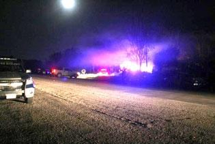 INSEGURIDAD EN EL SUR DE QR: Intentan empistolados asalto a conductor en plena carretera federal
