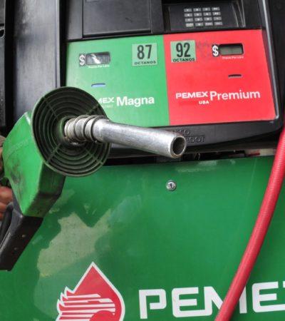 OCTAVO GASOLINAZO DEL 2014: A partir del sábado, costará la Magna $12.95, la Premium $13.6 y el Diesel $13.50 por litro