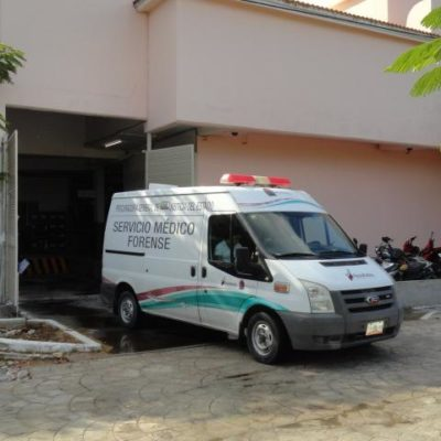 Hallan cadáver de turista de EU presuntamente propelado en Cozumel