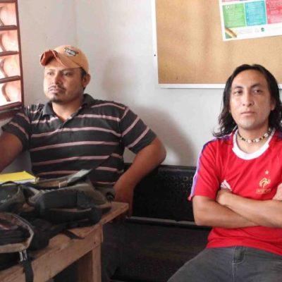 TENSIÓN POR CONFLICTO EJIDAL EN ZONA MAYA DE TULUM: Retienen comuneros a empleados de Conafor en San Silverio