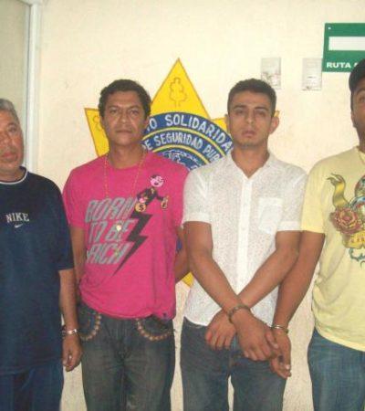 ESTELA DE VIOLENCIA DEL Z-34: La única vez que fue detenido el acribillado líder de 'Zetas', fue en Playa y lo soltaron de inmediato