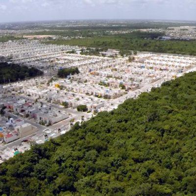 SOBREOFERTA DE VIVIENDA EN CANCÚN: Faltan créditos para colocar miles de casas construidas en el Polígono 11