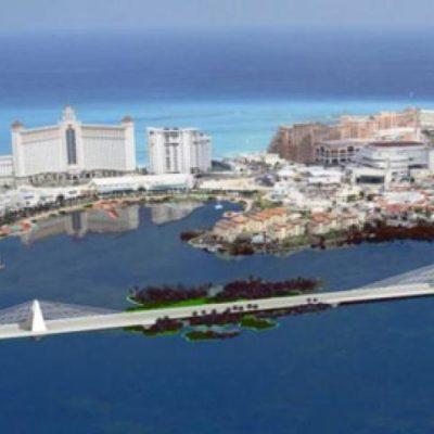 VAN POR EL PUENTE BOJÓRQUEZ: Confirman reinicio de trámites ambientales para construir estructura sobre laguna en Cancún