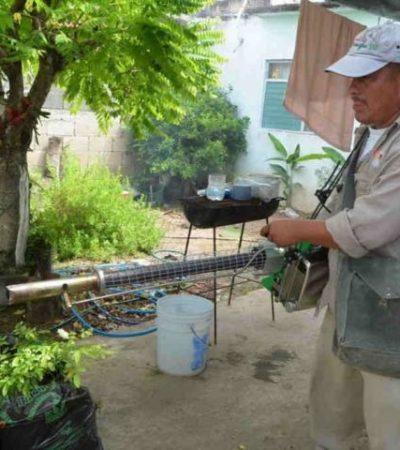 Reconocen primera muerte por dengue en Quintana Roo