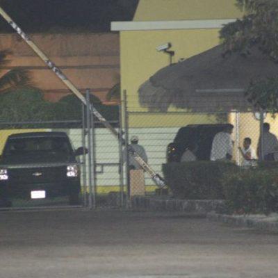 Recuperan cajeros automáticos robados en el muelle de Mahahual