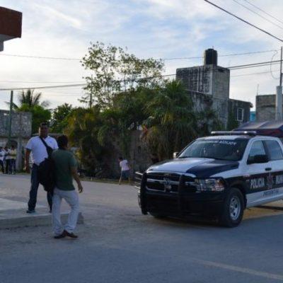 INSEGURIDAD CRECIENTE EN CANCÚN: Disparan contra empleado para robar en tienda de abarrotes; unas monedas en la bolsa lo salvan
