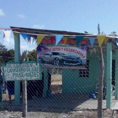 DRAMÁTICO SUICIDIO EN CHETUMAL: Lavador de autos se quita la vida cortándose el cuello y menor lo atestigua
