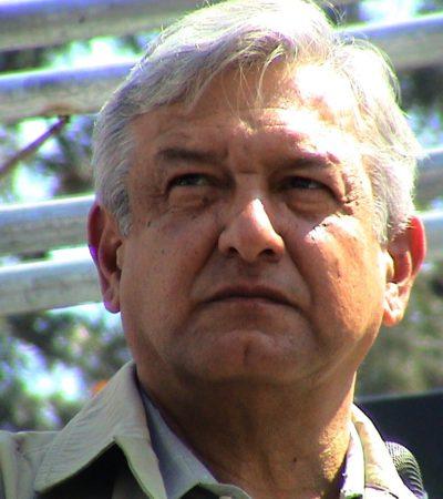 LA EMBESTIDA DE AMLO: Pronostican especialistas que Morena le arrebatará al PRD su voto duro en 2015 y aglutinará a la izquierda en 2018