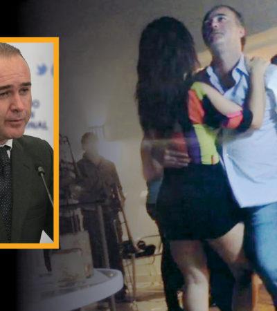 RENUNCIA DE 'DIPU-TABLE': Dejaría liderazgo panista en Congreso uno los involucrados en encerrona con 'bailarinas'