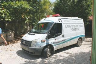 EJECUCIÓN EN PUERTO AVENTURAS: Hallan cadáver de hombre torturado en una vereda que lleva al cenote Chinik
