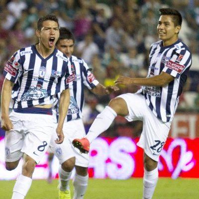Derrota Pachuca 2-1 al León en el Estadio Nou Camp