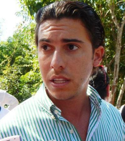 Rompeolas: Se apunta 'Remby' para una diputación federal y, porqué no, hasta para la Alcaldía de Cancún