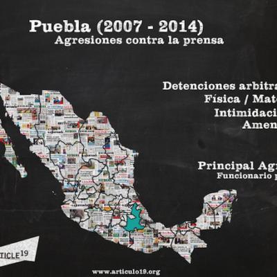 AL ESTILO BORGISTA: Denuncia Artículo 19 ataques contra diario digital de Puebla; sospechas apuntan al Gobernador