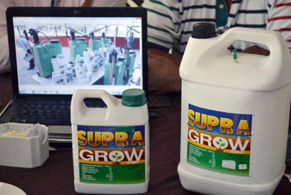 Denuncian a la Sagarpa por la entrega de fertilizantes caducados a campesinos del sur de QR