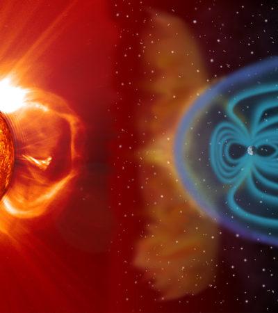 """TORMENTA SOLAR 'INMINENTE': Advierten que """"sólo es cuestión de tiempo"""" para que la Tierra sea golpeada por una violenta erupción de energía del Sol"""