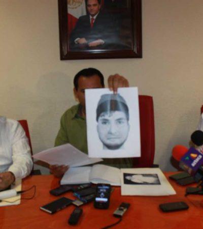 Difunden retratos hablados y fotos de los autores del incendio del prostíbulo de la Región 67 de Cancún