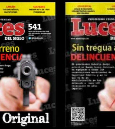 FALLIDA DILIGENCIA: Abogados del Gobernador Borge no se presentaron a la audiencia en juzgado por clonación de revista