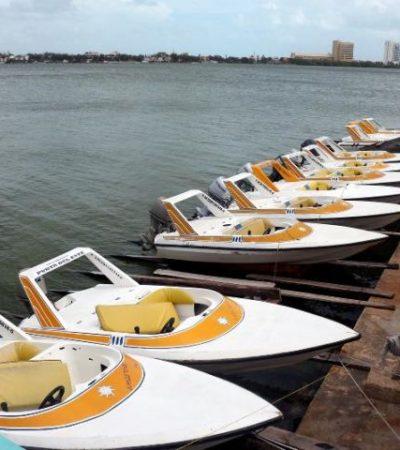 PIERDEN DINERO POR MAL TIEMPO: Mil 200 embarcaciones turísticas y pesqueras están paralizadas por cierre de puertos