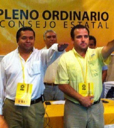 Rompeolas: Decide Gobierno conservar dirigencia del PRD