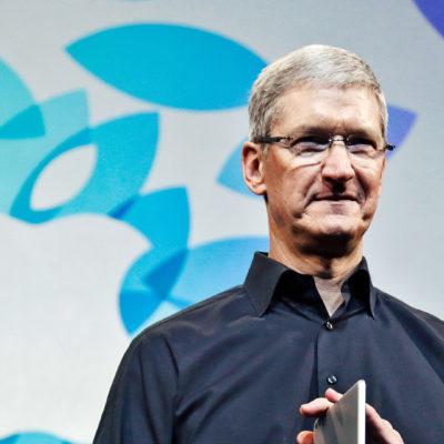 """""""ESTOY ORGULLOSO DE SER GAY"""": El CEO de Apple, Tim Cook, sale del clóset"""