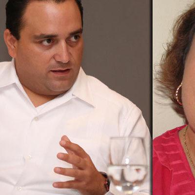 BORGE, SE PASA: Pide PAN al Congreso se emita un exhorto al Gobernador de QR para que cese ataques contra diputada Alicia Ricalde
