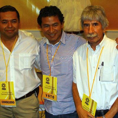 IMPUGNAN ELECCIÓN DE EMILIANO RAMOS EN EL PRD: Arguyen que Julio César Lara no terminó su periodo y se le debe regresar el cargo