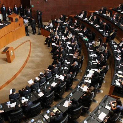 LAS MEDIAS TINTAS DEL SENADO: Aprueban Sistema Anticorrupción… pero el fuero se queda