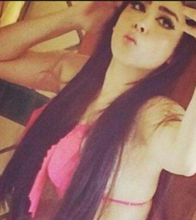 Revelan detención de Alejandra Sayonara en Michoacán; es hija de 'La Tuta'; la dejaron libre