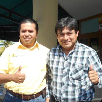 Asegura Emiliano Ramos que tras su elección el PRD no necesita una 'operación cicatriz'