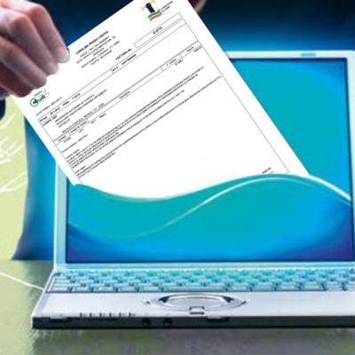 LAS COMPLICACIONES AL FACTURAR EN LINEA: Contribuyentes tienen problemas para bajar archivos vía internet por no estar familiarizados