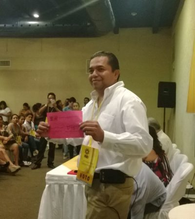 Rompeolas: Emiliano Ramos tendrá que demostrar que no es lo que parece en el PRD