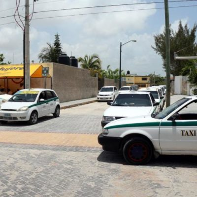 DARÁN SU 'NAVIDAD' A CANCUNENSES: Anticipan aumento de 12% a la tarifa de taxis a partir del 25 de diciembre; $30, lo mínimo