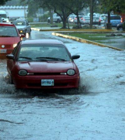 TRASTOCAN LLUVIAS A CANCÚN: Aguaceros y deficiencias de la infraestructura urbana agravan caos en la ciudad