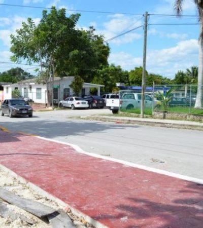 Indignación en Bacalar por el asesinato de quinceañera enfrente de edificio con policías