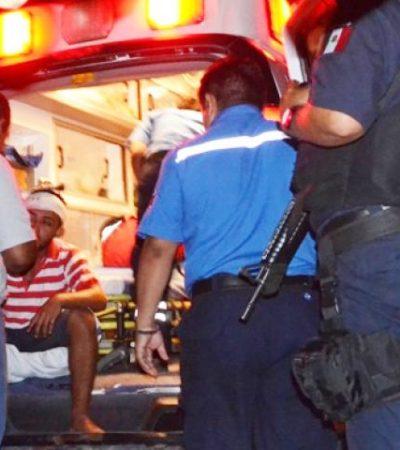 FALLIDA EJECUCIÓN EN PLAYA: Intentan matar a joven en La Guadalupana, pero al sicario se le 'encasquilló' el arma