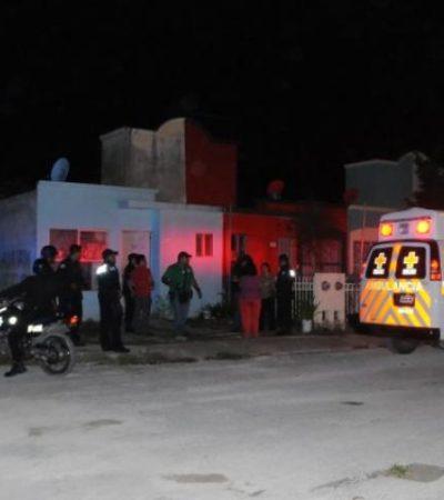Asesinan a machetazos a vendedor de elotes en la Región 201 de Cancún