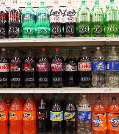 SENADO AMARGA A REFRESQUERAS: Revierten acuerdo de diputados para quitar impuesto a bebidas saborizadas
