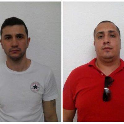 Salen bajo fianza rumanos detenidos por cohecho en Cancún, pero los trasladan al INM en Chetumal por ilegales