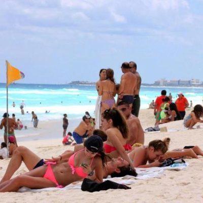 Aumenta turismo mundial a México 19% en 2013, según la OMT