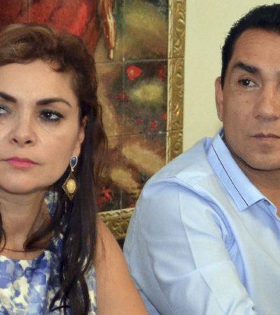 Piden ampliar otros 20 días arraigo de María de los Ángeles Pineda, la esposa de Abarca
