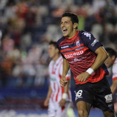 LIGUILLA DE ASCENSO: Atlante viene de atrás y gana 2-1 duelo de ida ante el Necaxa