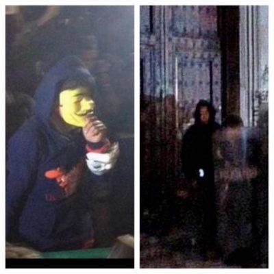 ¿MONTAJE PARA REVENTAR PROTESTA?: Difunden evidencia que apunta a infiltrados en intento de quemar la puerta del Palacio Nacional