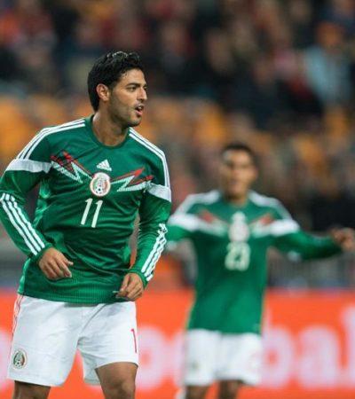 CARLOS VELA, IRREBATIBLE: Con un brillante doblete, el cancunense regresó por la puerta grande en la victoria de México 3-2 sobre Holanda