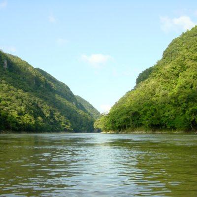 Analizan México y Guatemala construir hidroeléctrica en el río Usumacinta