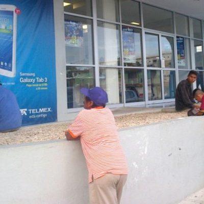 Retoman ejidatarios amenaza de desmantelar antena de Telmex en el sur de QR por adeudo de 56 mdp