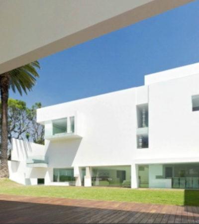 RESPONDE ARISTEGUI A PRESIDENCIA: La casa de Palmas fue 'transferida' por Televisa a Angélica Rivera